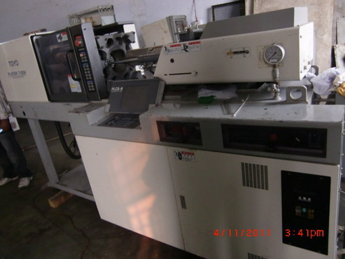 Used Plastic Injection Moulding