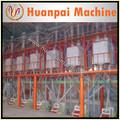 6-500tons Corn Flour Milling Machine