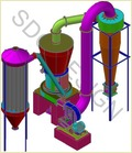 Three/Five Roller Mills For Mineral Grinding