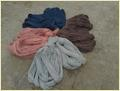 Herbal Dyed Linen Fabric