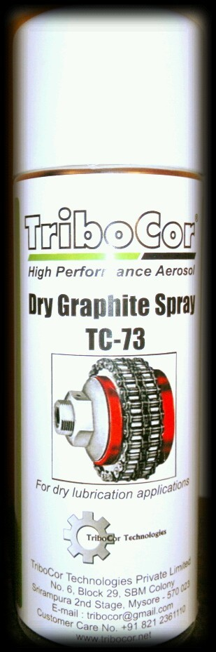 Dry Graphite Spray Tc 73( 500 Ml)