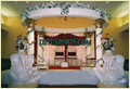 Latest Wedding Roman Round Mandap