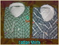 Kids Cotton Shirt