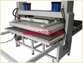 Semi Automatic Fabric Doubleside Heat Transfer Machine