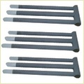 Re-Crystilliaized Alpha Silicon Carbide Heating Elements