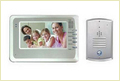 7 Inch Lcd Video Door Phone