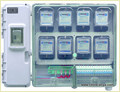 Plastic Transparent Current Meter Box