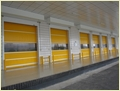 PVC High Speed Doors