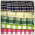 Cotton Handloom Bath Towels Checks