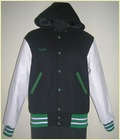 Jackets With Hood Collar