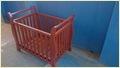 Victorian Baby Crib Or Cradle