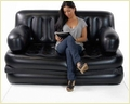 Air Space Sofa Cum Bed 5 In 1