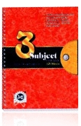 Subject Notebooks