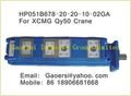 Gear Pump hydraulic main pump XCMG truck crane oil pump