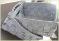 Felt Woven Storage Basket