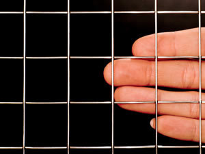 Wire Mesh Grid Panels