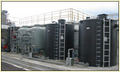 Storage Acid Tank