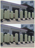 Frp Water Treatment Equipment Filters