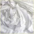 White Hosiery Cutting Waste