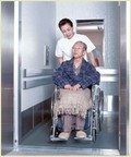 Hospital Elevator Bed Lift 