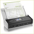 Document Scanner Brother Ads 1600 W High Speed