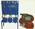 Permeability Test Apparatus Three Cell