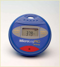 Portable Temperature Data Logger