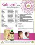 Herbal  Cough Syrup-Kafnorm Syrup