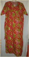 Flower Printed Kaftans