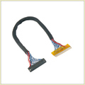 Wiring Harness Df14-30p To Fi-X30h Cable Assembly