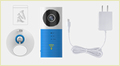 3G+Wifi IP Security CCTV Clever Dog Camera