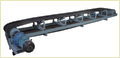 Conveyor Belt With Hopper
