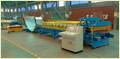 Aluminium Step Tile Roofing Sheets Corrugating Machine