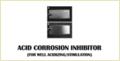 Acid Corrosion Inhibitor