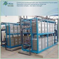 Ultra Pure high purity Water treatment RO EDI System