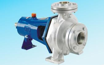 Centrifugal Coupled Pumps With Semi Open Impeller