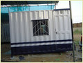 Movable Security Cabins For Security Personnel