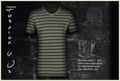Men Yarn Dyed T Shirt 4