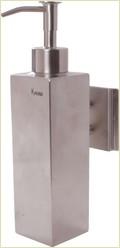 Lotion Dispenser Square SS
