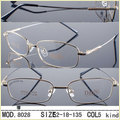Titanium Metal Optical Frame