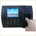 Fingerprint Time & Attendance System