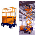 Movable Scissor Lift Table Atpl-004