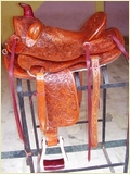 Roper Saddle
