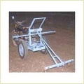 Motor Cycle Driven Ploughing Device