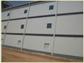 Pre Fabricated Steel Buildings With Aerocon