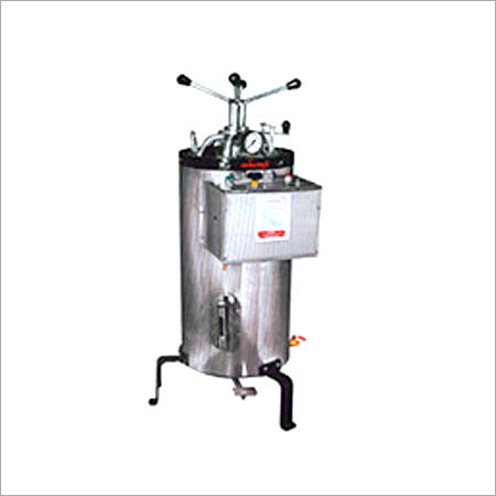 Vertical Laboratory Autoclave