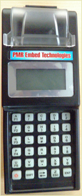 Gprs Handheld Billing Machine