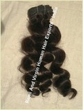 Human Hair Weft