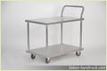 Stainless Steel Sorting Trolley