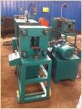 Rebar Upset Forging Machine Parallel Thread Cutting